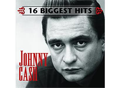 MOVLP 008 Music on Vinyl  Johnny Cash 16 Biggest Hits (LP)