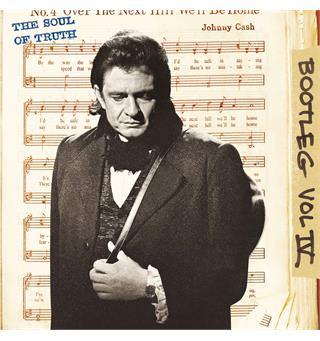 Johnny Cash Bootleg 4: The Soul Of Truth (3LP)