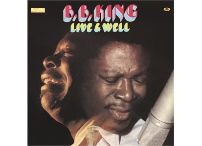 BAF18013 Bear Family  B.B. King Live and Well (LP)