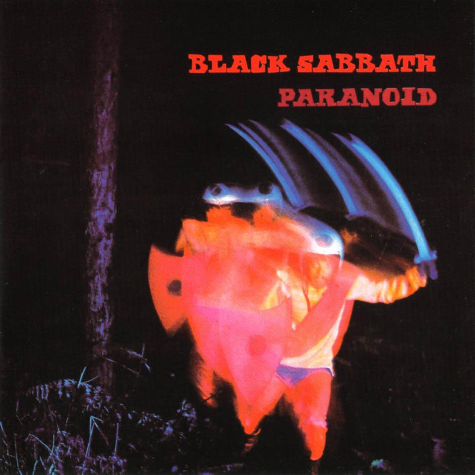 BMGRM054LP BMG  Black Sabbath Paranoid (LP)