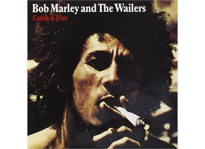 5360068 Universal  Bob Marley & The Wailers Catch a Fire (LP)