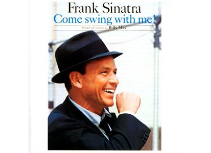 Frank Sinatra Come Swing With Me Lp Bigdipper