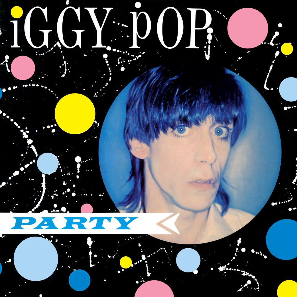 FRIM9572 Friday Music  Iggy Pop Party (LP)