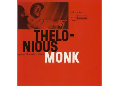 4710521 Blue Note  Thelonious Monk Genius of... Vol. 2 - Blue Note 75 (LP)