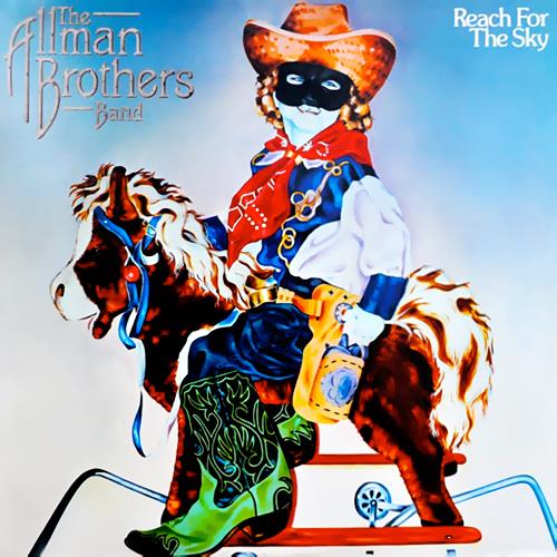 FRIM9535 Friday Music  Allman Brothers Band Reach For the Sky (LP)