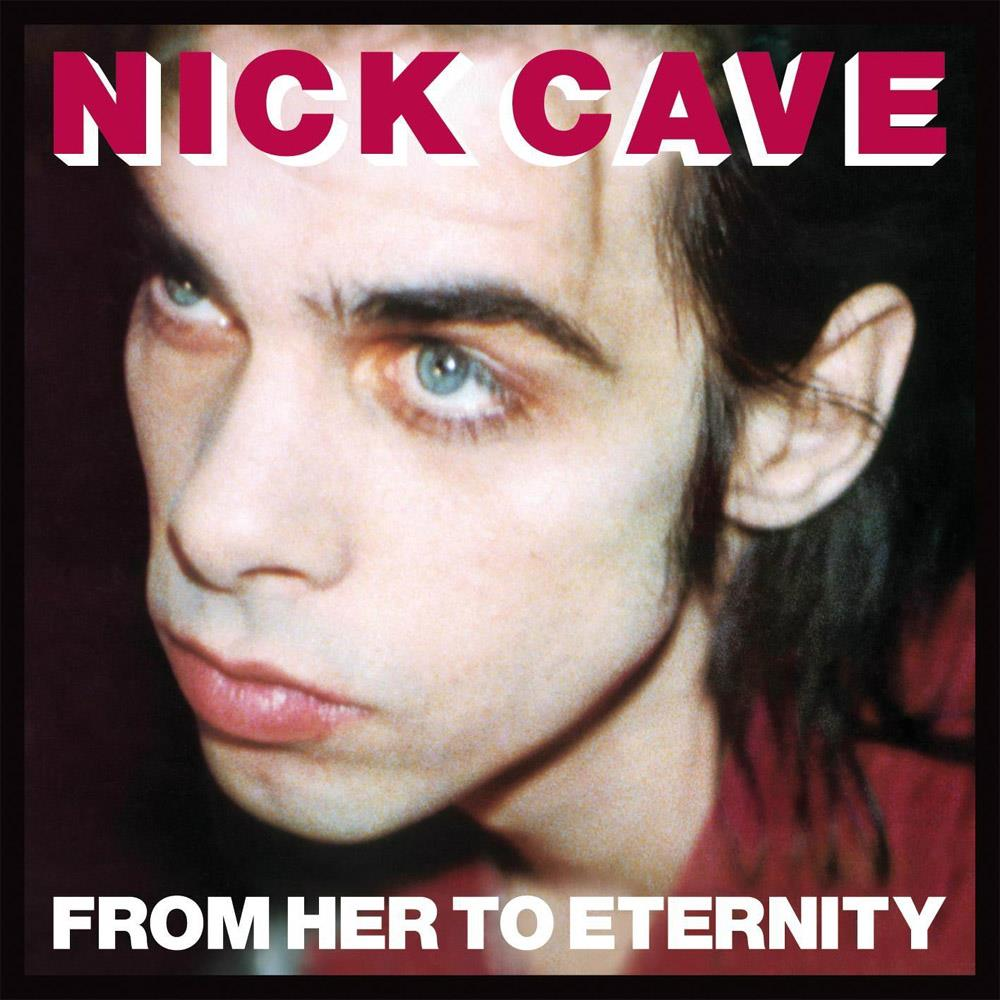 LPSEEDS1 Mute  Nick Cave & The Bad Seeds From Her To Eternity (LP)