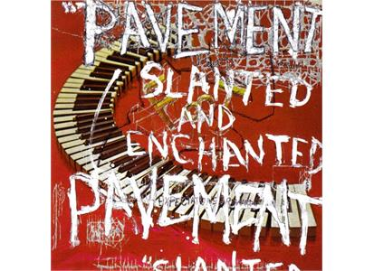 REWIGLP60 Domino  Pavement Slanted and Enchanted (LP)