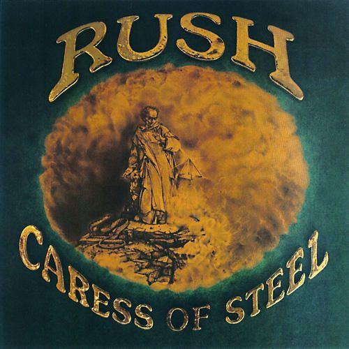 4711570US Universal  Rush Caress of Steel (LP)