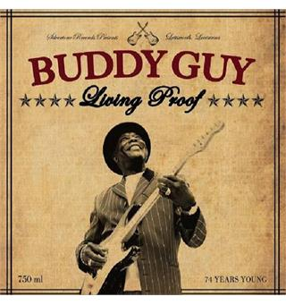 Buddy Guy Living Proof (2LP)