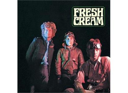 5354842 Universal  Cream Fresh Cream (LP)