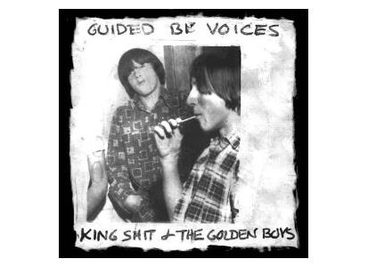 SCAT61 Scat  Guided By Voices King Shit & The Golden Boys (LP)