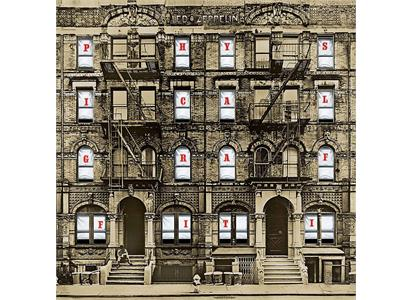 8122795793 Swan Song  Led Zeppelin Physical Graffiti - Deluxe Edition (3LP)