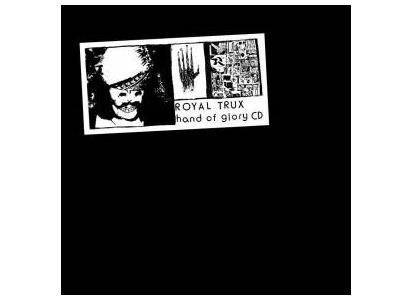 WIGLP115 Domino  Royal Trux Hand of Glory (LP)