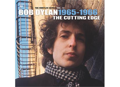 88875124431 Columbia  Bob Dylan Bootleg Series 12: Cutting Edge(3LP+2CD)