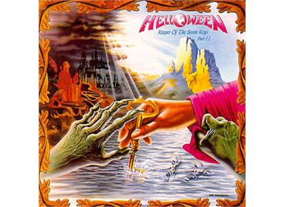 BMGRM063LP BMG  Helloween Keeper of the Seven Keys Part II (LP)