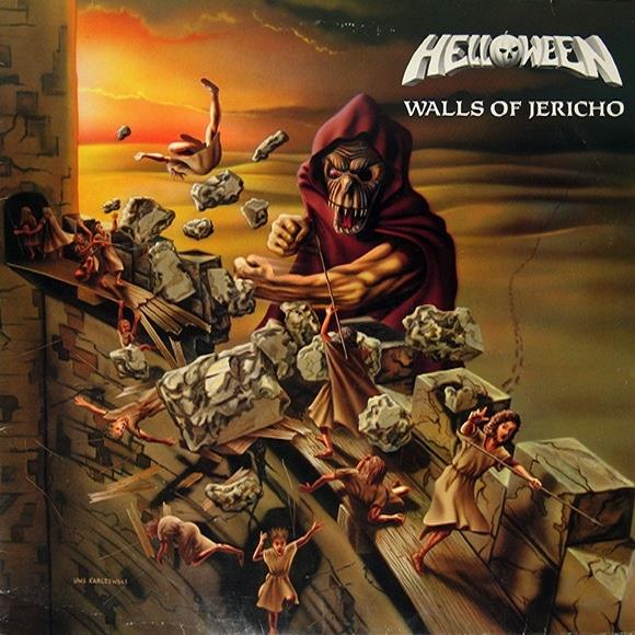 BMGRM078LP BMG  Helloween Walls of Jericho (LP)