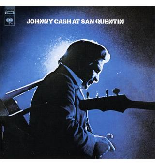 Johnny Cash At San Quentin (LP)