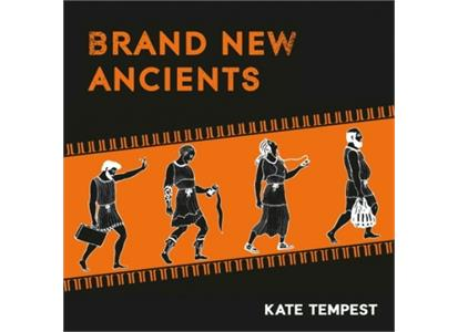 GB1527 Gearbox Records  Kate Tempest Brand New Ancients (2LP)