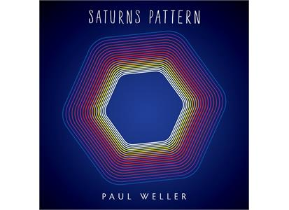 2564614765 Parlophone  Paul Weller Saturns Pattern (LP)