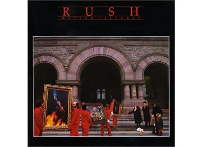 4711808US Universal  Rush Moving Pictures (LP)