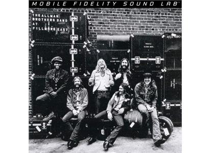 MFSL2-434 Mobile Fidelity  The Allman Brothers Band At Fillmore East (2LP)