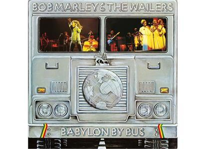 4727623 Universal  Bob Marley & The Wailers Babylon By Bus (2LP)