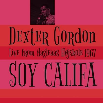 GB1526 Gearbox Records  Dexter Gordon Soy Califa (LP)