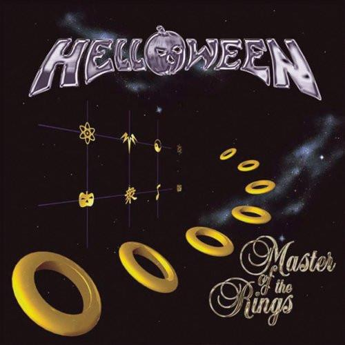 BMGRM074LP BMG  Helloween Master of the Rings (LP)