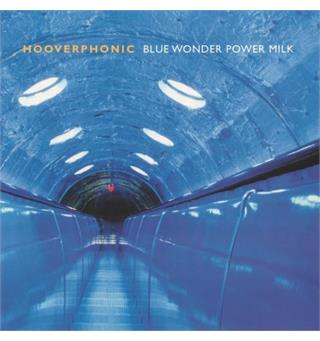 Hooverphonic Blue Wonder Power Milk (LP)