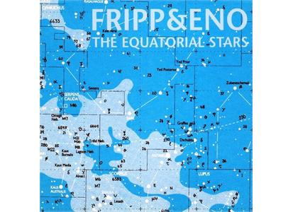 DGMLP3 DGM  Robert Fripp & Brian Eno The Equatorial Stars (LP)