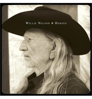 Willie Nelson Heroes (2LP)
