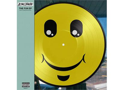 2625702071 Rhymesayers  Atmosphere The Fun EP (12'')