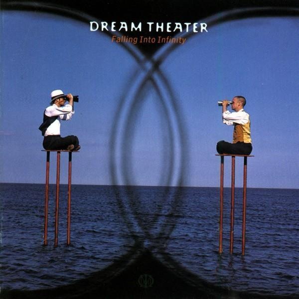 BRKV238 Brookevale  Dream Theater Falling Into Infinity (2LP)