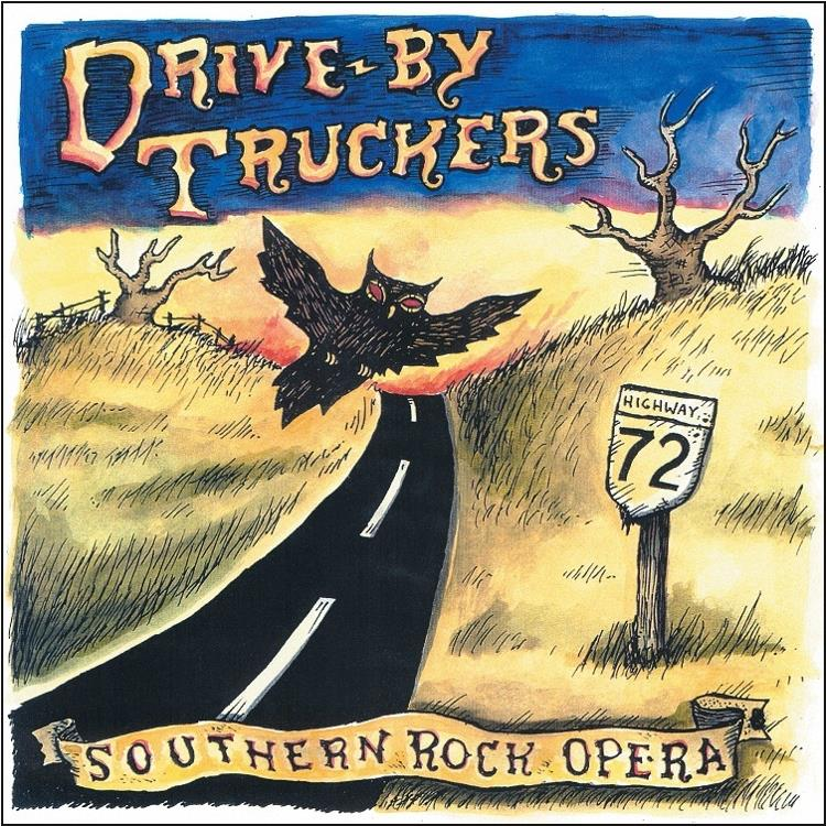 LHWY170308 Lost Highway  Drive-By Truckers Southern Rock Opera (2LP)
