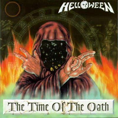 BMGRM073LP BMG  Helloween The Time of the Oath (LP)