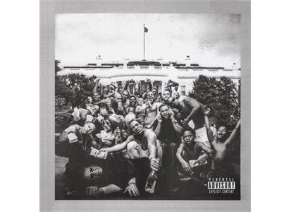 4731100 Interscope  Kendrick Lamar To Pimp a Butterfly (2LP)