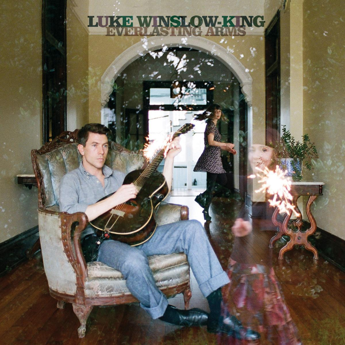 BLDH216 Bloodshot  Luke Winslow-King Everlasting Arms (LP)