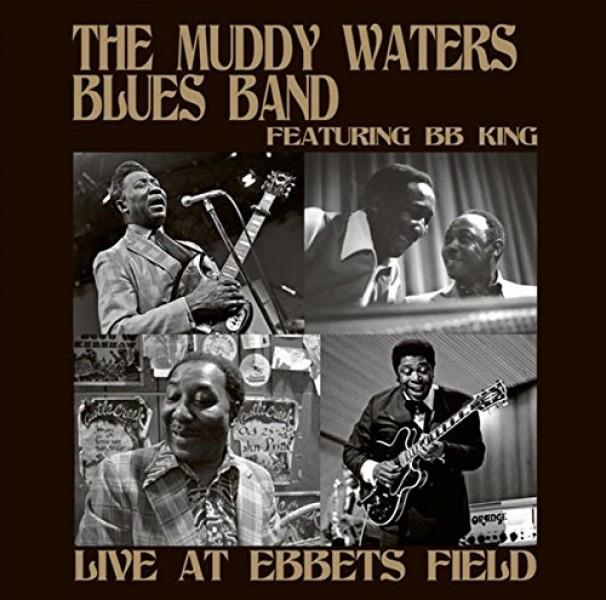 KLOD5025 Klondike  Muddy Waters Live at Ebbets Field (LP)