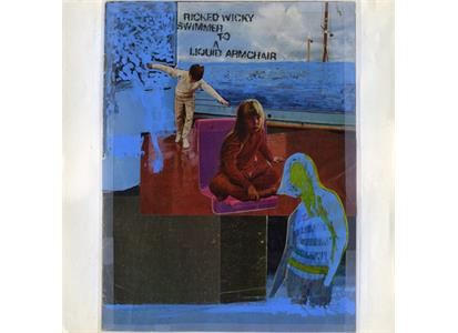 GBV63LP GBV Inc  Ricked Wicky (Robert Pollard) Swimmer To a Liquid Armchair (LP)