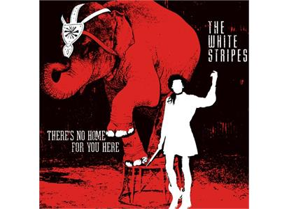 TMR265 Third Man Records  White Stripes There's No Home For You Here (7'')
