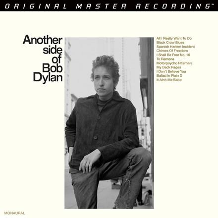MOFY461 Mobile Fidelity  Bob Dylan Another Side Of Bob Dylan - MONO (2LP)
