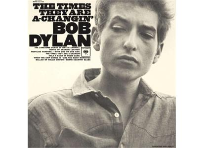 88985344321 Columbia  Bob Dylan Times They Are A Changin' (LP)