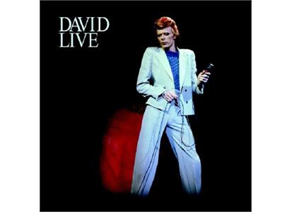 0190295990190 Parlophone UK Catalog  David Bowie David Live (3LP)