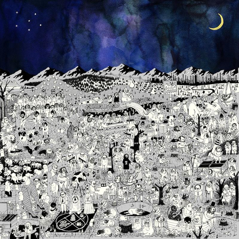 BELLA628V Bella Union  Father John Misty Pure Comedy (2LP)
