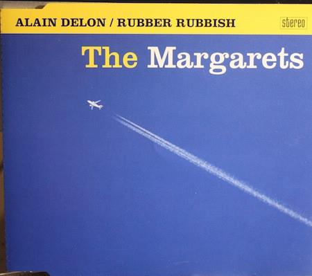 RED003 Red Apples 45  Margarets Alain Delon / Rubber Rubbish (7'')