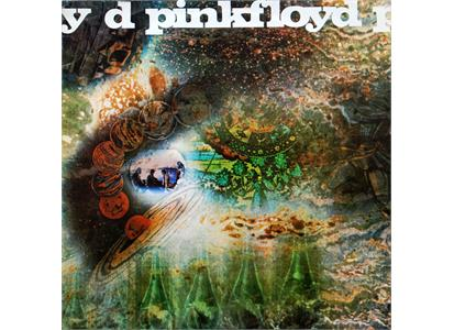 0825646493180 Parlophone  Pink Floyd A Saucerful Of Secrets (LP)