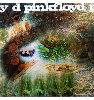 Pink Floyd A Saucerful Of Secrets (LP)