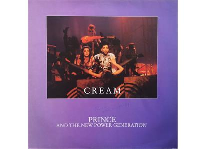 0093624019701 Warner  Prince & The New Power Generation Cream (12'')