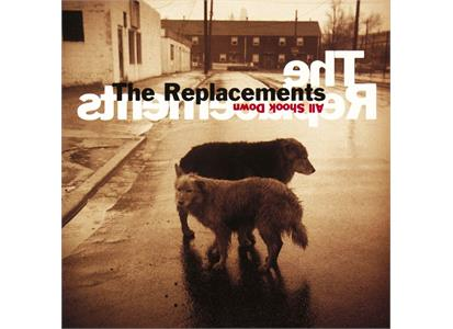 0081227954802 Sire  Replacements All Shook Down (LP)