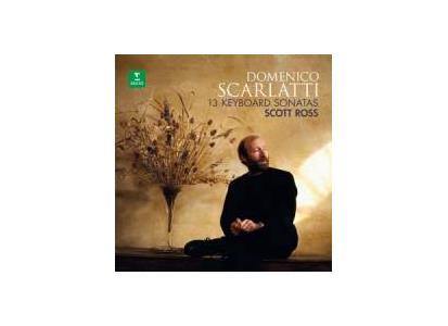 0190295890605 Parlophone  Scott Ross Scarlatti: Best Keyboard Sonatas (LP)